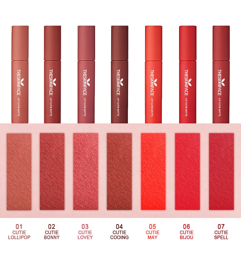 It's Skin Life Color Lip Crush Matte
